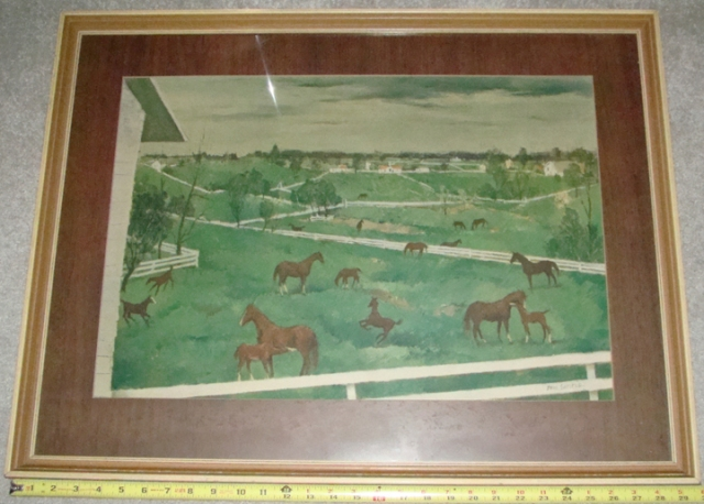 Blue Grass Pastures