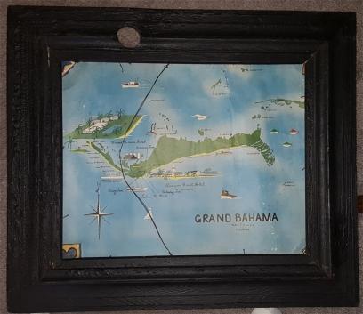 Grand Bahama Island Poster
