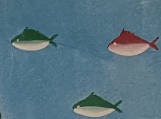 Grand Bahama Island Map Fish cropped