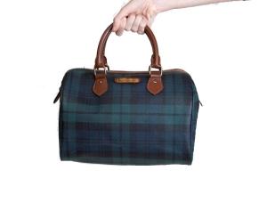 Ralph lauren speedy blackwatch purse