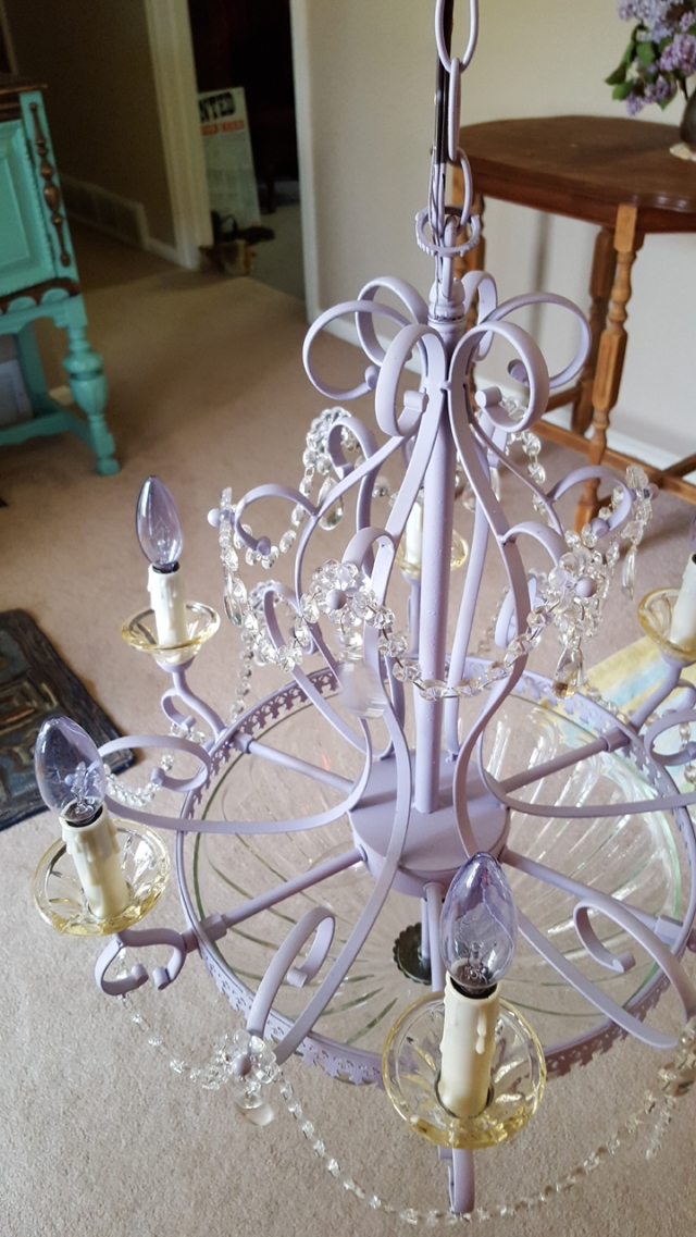 Pretty Purple Princess Chandelier 03 after.jpg