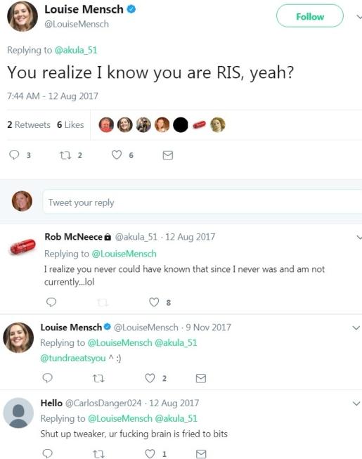 Louise Mensch RIS Akula